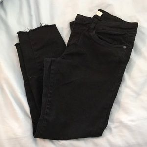 BP skinny black jeans